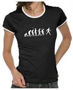 t-shirt regalo nordic-walking